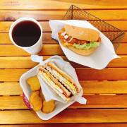 美好的一天-新北淡水-淡大商圈文青風早午餐店,2019年新菜單N訪