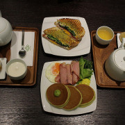 台北美食|天仁茗茶旗下CHAFFEE提供天仁茗茶及輕食餐點帕里尼、鬆餅吃甜吃鹹吃飽也吃巧/捷運大安站