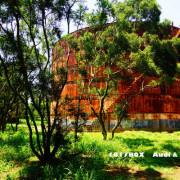 【台中。清水】大楊油庫。見證美越戰爭的歷史建物。大楊油庫休憩公園