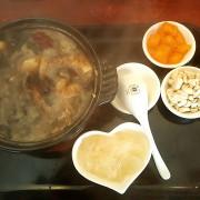 原來豆花。原來豆花可以這樣吃。銅板美食。陶鍋裝豆花
