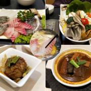 【台南自助餐】好田和洋料理自助餐廳 自助餐也賣澎湃火鍋 冬季菜色好料上桌 數十種料理吃好吃滿