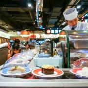 【市政府站】海壽司 Hi Sushi・統一時代B2美食街/連鎖迴轉壽司店   黛西 優齁齁 :: Seize the moment !! ::