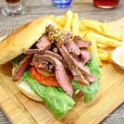 【礁溪早午餐】Wa cow brunch|鴨胸義大利麵牛排漢堡與香辣咖哩飯宜蘭