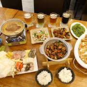 麥田手釀啤酒 鍋物 熱炒 小酌聚餐!!設有卡拉OK大包廂!!麥樂比而 永華餐酒館
