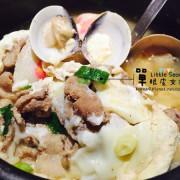 台北微食記::忠孝新生站::超嫩韓式豆腐鍋+豆腐霜淇淋吃到吐::豆腐村