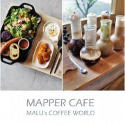 《台中南屯》韓系設計風格秘境咖啡館─脈博咖啡MAPPER CAFE