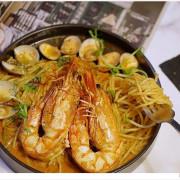 東海蘑菇pasta換新菜單囉!!全新義大利麵、燉飯還有超好吃的舒芙蕾