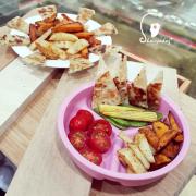【冷凍食品】下午茶點心的好選擇 義美香酥蔥油餅