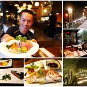 宜蘭三星 大洲魚寮無菜單料理~小橋流水,享受尚青海鮮