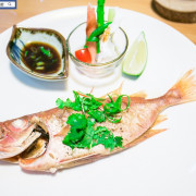 【宜蘭三星】大洲魚寮-精緻無菜單料理餐廳,在地人都推薦!美麗日式庭園