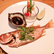 【宜蘭三星】大洲魚寮 - 古色古香,美麗日式庭園,精緻取向的宜蘭無菜單料理餐廳
