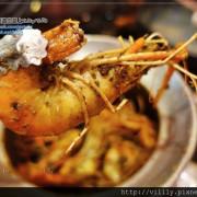 桃園美食|桃園市海鮮餐廳「活跳跳活蝦餐廳」新鮮活蝦料理CP值超讚