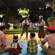 玩劇島Fantasy kids 體驗園區▋台中親子館推薦~融入劇場表演,首創互動遊戲結合劇場故事的兒童新樂園