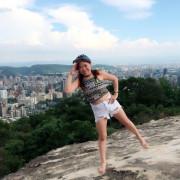 【台北】陽明大學軍艦岩 爬山拍照兼運動