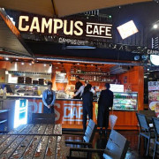 ❤️美食❤️【台北。信義】Campus Cafe / 信義店- Commune A7★美式風格餐廳/絢麗夜景/體驗團
