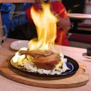 ❤️美食❤️【台北。大安】炭旬居酒屋★Fire特色打火雞/煙燻起司佐蜂蜜/體驗團