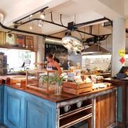 《屏東美食》波波廚房❤南方小鎮上,迷人的80年老屋餐廳~