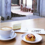 【高雄】Lab駁二。漫步藝文特區 轉角遇見質感咖啡廳 所謂「愜意」就如此了!(甜點.鹹食.下午茶)