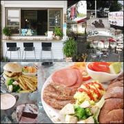 [食記]屏東市-雁行x窩cafe 創意手作蔬食x悠閒庭園風格早午餐、下午茶