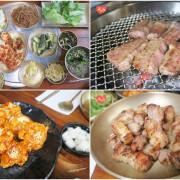 [捷運世貿101站]Meat love~大塊韓式燒肉,精緻商業午餐