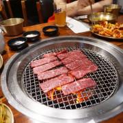 台北信義燒肉.美味美景齊聚的橡木炭火燒肉店──Meat Love橡木炭火韓國烤肉