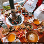 [台北美食] 韓式宮廷「Meat Love 橡木炭火韓國烤肉」,滿足你對烤肉的慾望!#台北信義燒肉 #橡木炭火燒肉 #101站