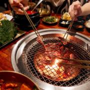 【台北信義燒肉】Meat Love 橡木炭火韓國烤肉 肉食控必來!頂級橡木的烤肉天堂,正宗韓國橡木炭火燒肉+韓式小菜吃到飽