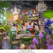 台中夢幻餐廳|Thaï.J 法式花園X原汁原味泰北料理