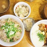 [ 泰順街美食 ] 淺藍 × 佐藤精肉店shida~人氣第一檸味蔥鹽豬肉丼