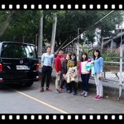 和好朋友粗乃玩-體驗均亞小客車包車之旅~