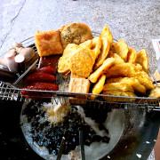 【脆皮蚵嗲~真的好好吃】台中東區樂成宮附近美食小吃~