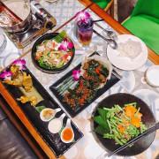 泰酷泰式料理 Thai Cook 叢林裝潢風格 道地泰國美食 泰味合菜&酒bar 聚餐推薦 東區 忠孝復興