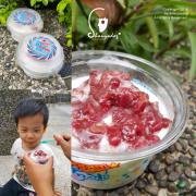 【甜點冰品】經典冰品 童年回憶 小美紅豆煉乳超級鑽石冰