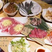 【台北美食】肉你好YOLONIKU 台北燒烤 台北中山區 燒烤 居酒屋 