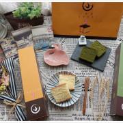 【台北】小黑菓長崎蛋糕專賣店-原味+宇治抹茶長崎蛋糕-濃厚好吃的日本風味