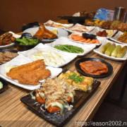 台北東區美食推薦。#串燒殿。NT$699吃到飽。菜單上任你選,限時2小時。下班聚餐的好地方