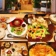 竹北 光明商圈 井町-日式創意料理素食
