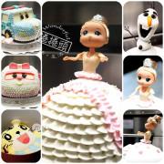 【造型蛋糕推薦】宜蘭在地手工立體卡通蛋糕 Avins Cake