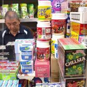 這下敗很大!台中吉祥商號,日本零食專營批發商。