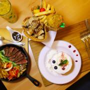 【嘉義.西區】舊時光新鮮事:讓你排餐帶著吃「花朵杯」&繽紛「雪嶺鮮果塔」+炫麗液態氮