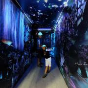 [桃園親子景點]最舒服的觀光工廠!玩中學體驗床的奧妙~老K舒眠文化館|七彩聲光迷宮、機智挑戰區、迷你床DIY、趣味拍照場景