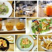 中壢美食|玩味餐桌Tasting Table創意料理~內壢巷弄內的無國界料理餐廳