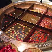 辣中間 麻辣九宮格 桃園ATT 麻辣燙 像在吃微型麻辣鍋