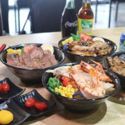 【台北美食】高CP值丼飯,饕鮮屋平價丼飯@捷運石牌站/石牌商圈/石牌綜合市場
