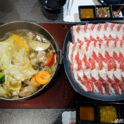 [食記] 台北忠孝敦化 - 五麥壽喜燒.鍋物 ~ 東區好吃CP值高壽喜燒吃到飽