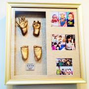 [育兒紀念品]萌娃紀念盒串起家人的凝聚力,紀錄寶貝小手小腳的萌萌可愛模樣,Moment Castings專業為您的寶貝取模製作,親力親為值得信賴。