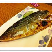 【Vanessa夜市走踏】寧夏夜市小巷亭日本料理。新鮮烤靖魚令人唇齒留香
