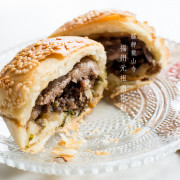 元祖胡椒餅 - 艋舺老龍山寺 古早味小吃 - 卡琳。摸魚兒趣