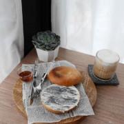 【台北】中山 時差 Jetlag 令人迷戀的大理石紋貝果‧值得收藏的韓風咖啡廳(試營運中)
