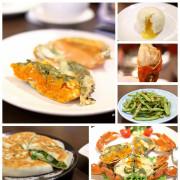 『台北 食記』大直 美麗華旁 點水樓 秋季套餐 (秋天到了,吃螃蟹囉)